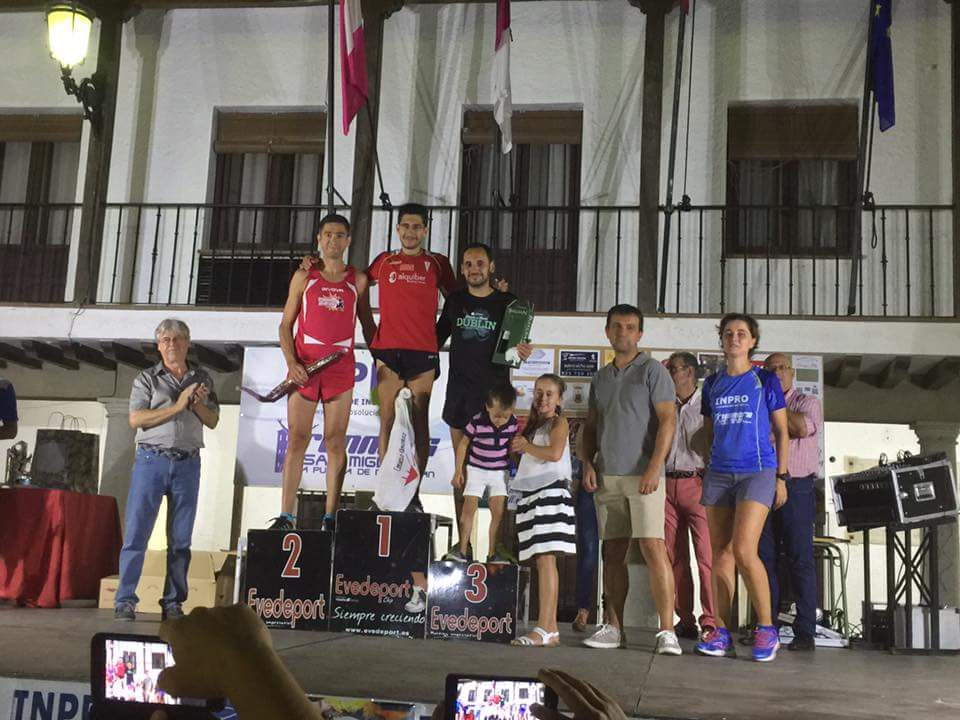 V Carrera Nocturna Runners San Miguel